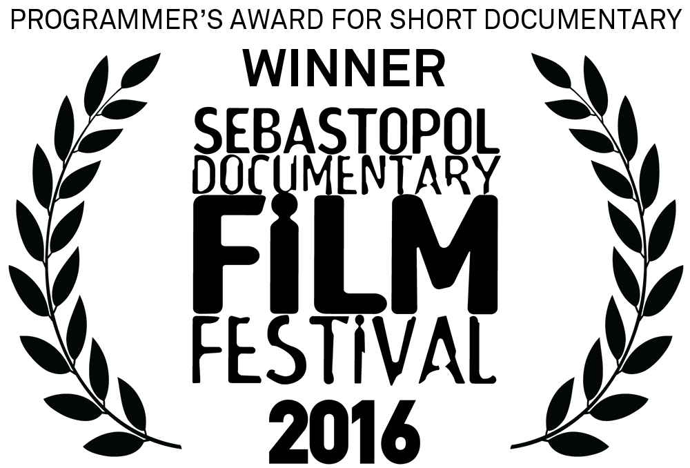 Sebastopol Documentary Film Festival 2016 - Programmer's Award for Short Documentary